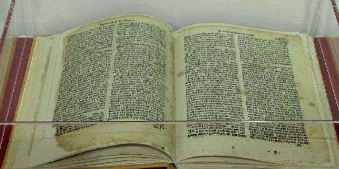 20 mars 1554: Ditë e shënuar për shkrimin shqip