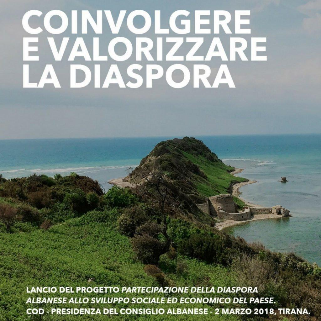 Angazhimi i Diaspores shqiptare