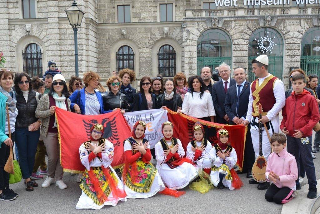 Gjurmë shqiptare në Vienë2
